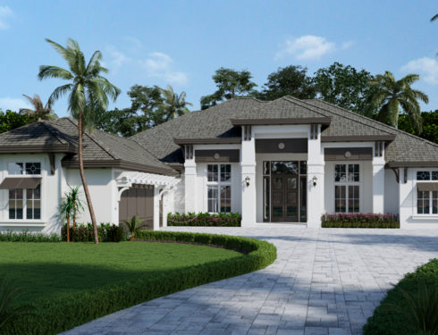 How to make the 3D architectural rendering process smooth and stress free