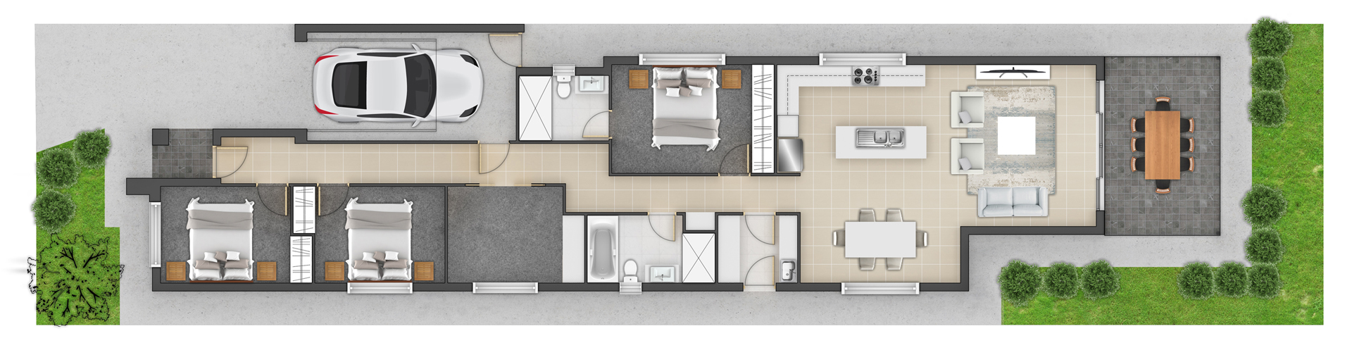 Architectural Floor Plans Home