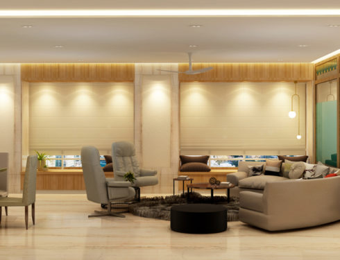 How can 3D Interior Rendering Services be useful for a Perfect Scenic Décor